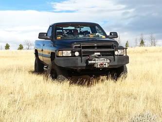 1997 Dodge Ram Pickup 2500 | TURBO