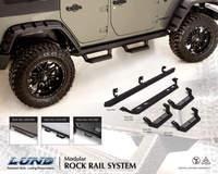LUND - Modular Rock Rail System