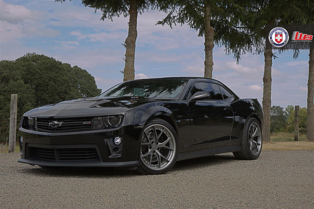 Chevrolet Camaro | Camaro ZL1 on HRE S101