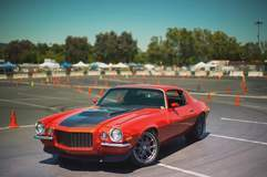 Nick Relampagos' 1970 Camaro on Forgeline VX3C Wheels Muscle Machine of the Year Finalist
