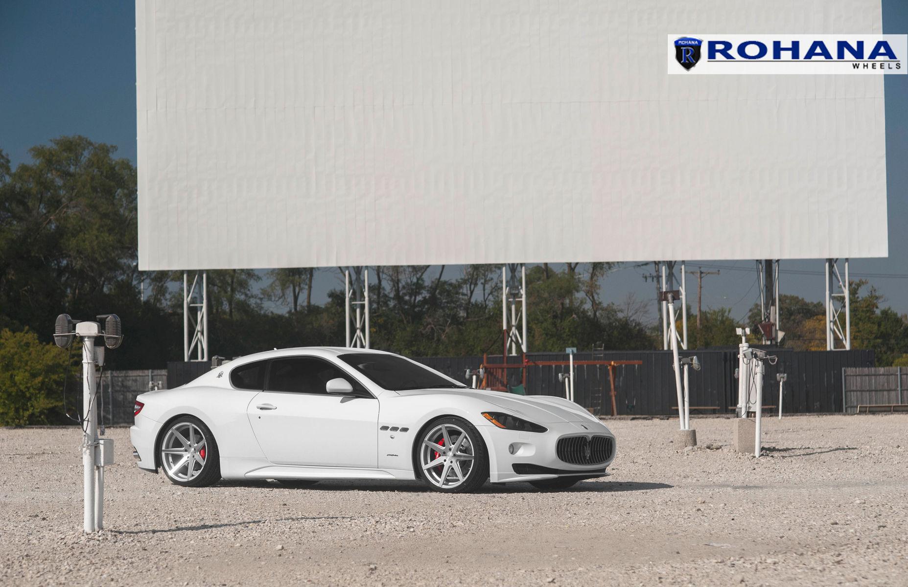 Maserati GranTurismo | Maserati GranTurismo