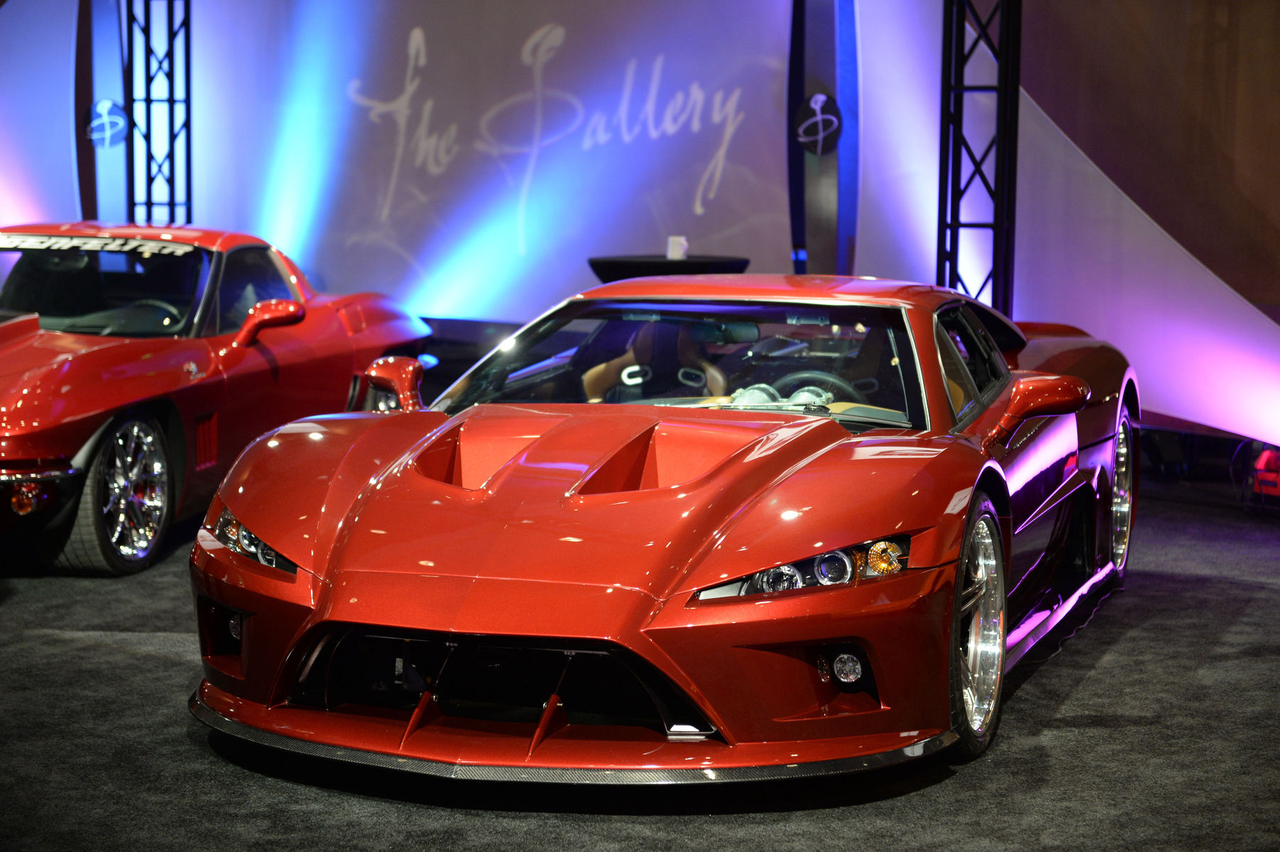Falcon F7 | NAIAS 2014