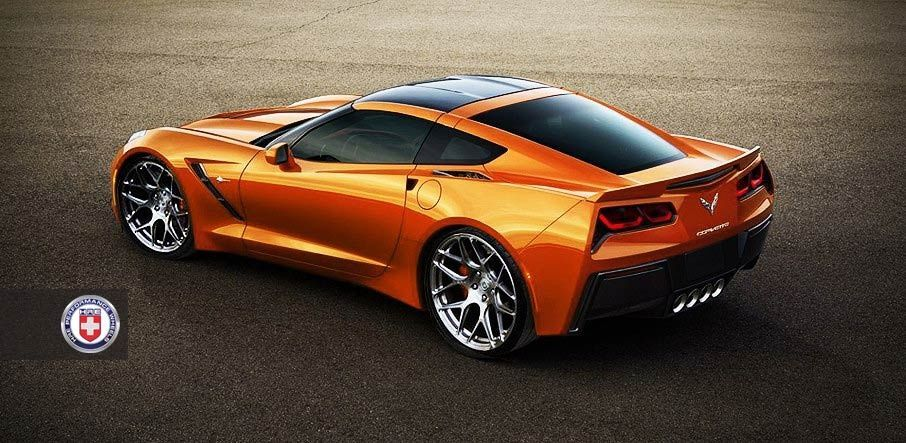 Chevrolet Corvette Stingray | '14 Stingray