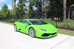 Lamborghini Huracan with XPEL ULTIMATE self-healing paint protection film