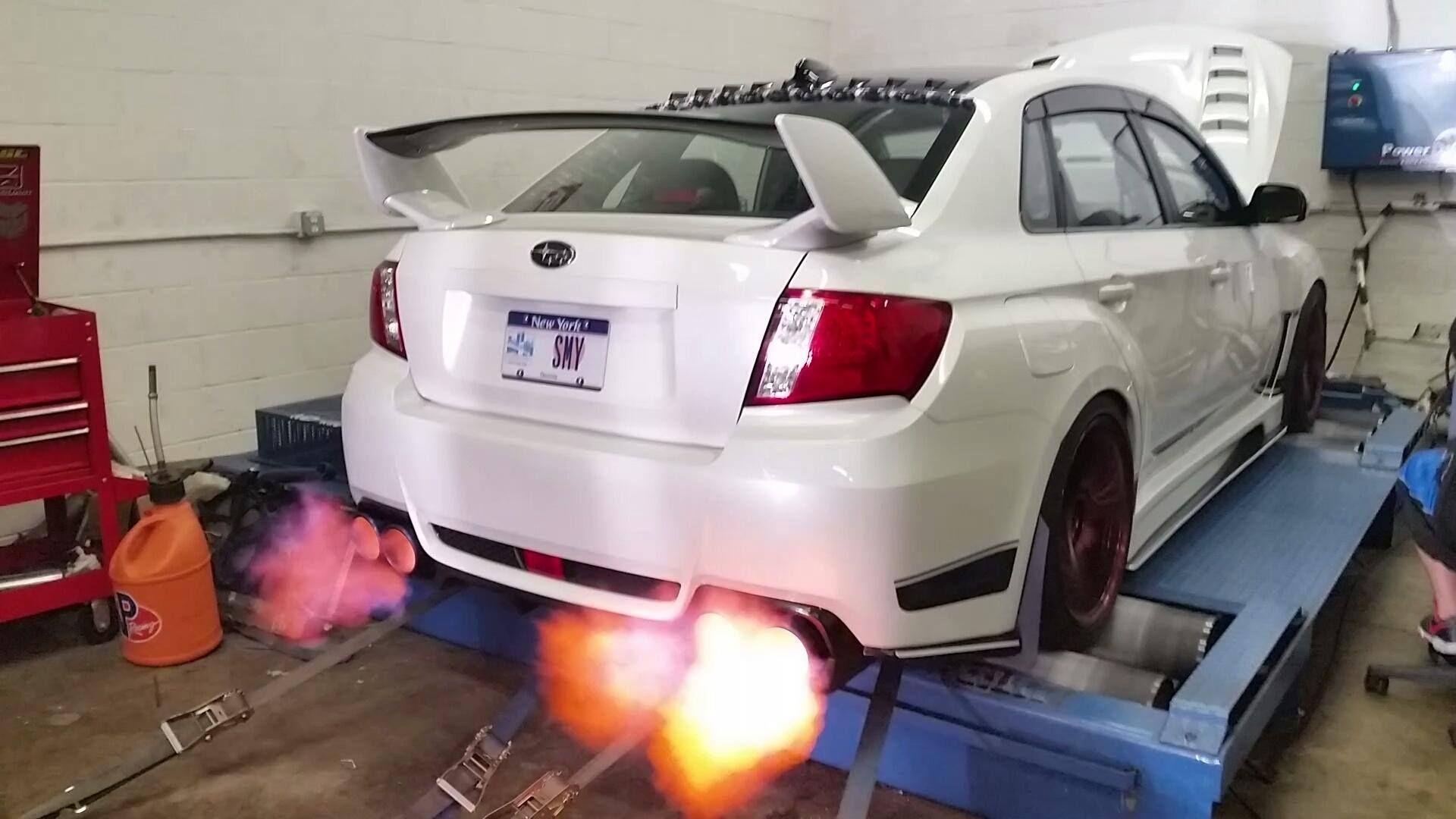 Subaru Impreza WRX | Dyno fun