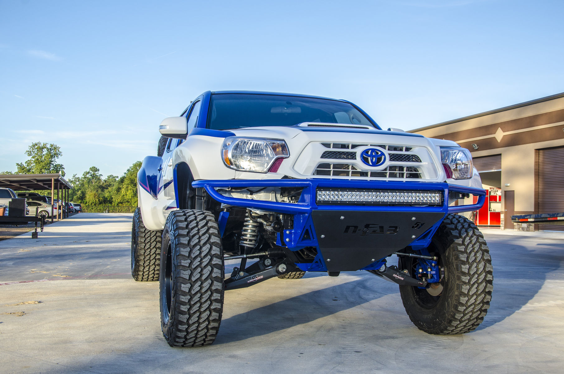 Toyota Tacoma | Justin Barcia's JGR Build - Offroad Ready