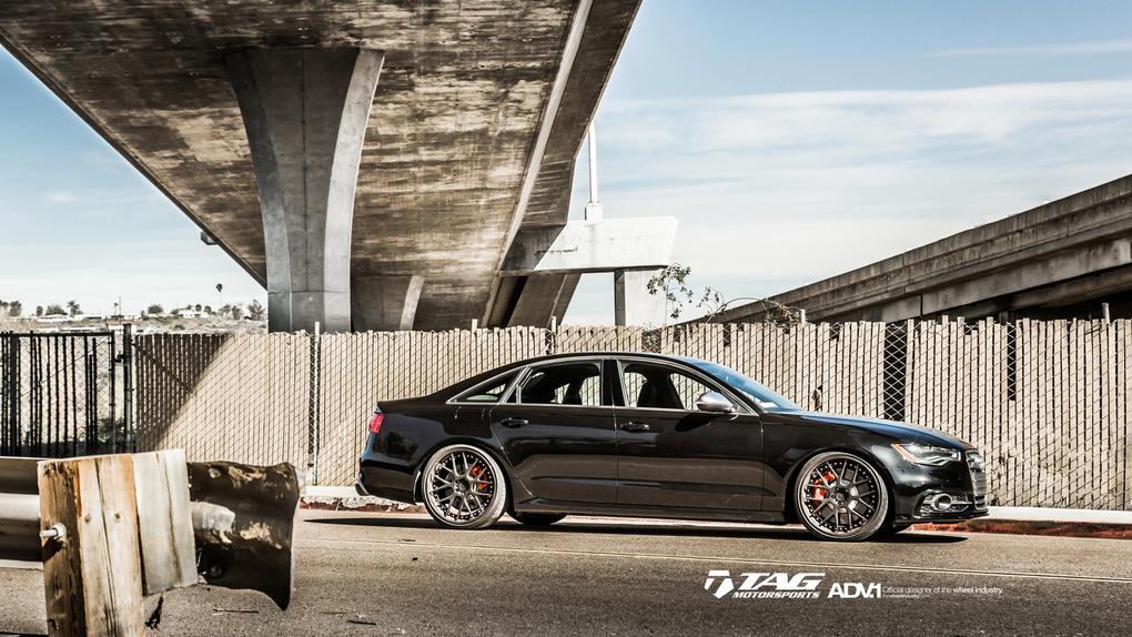 2012 Audi S6 | '12 Audi S6 on ADV.1's