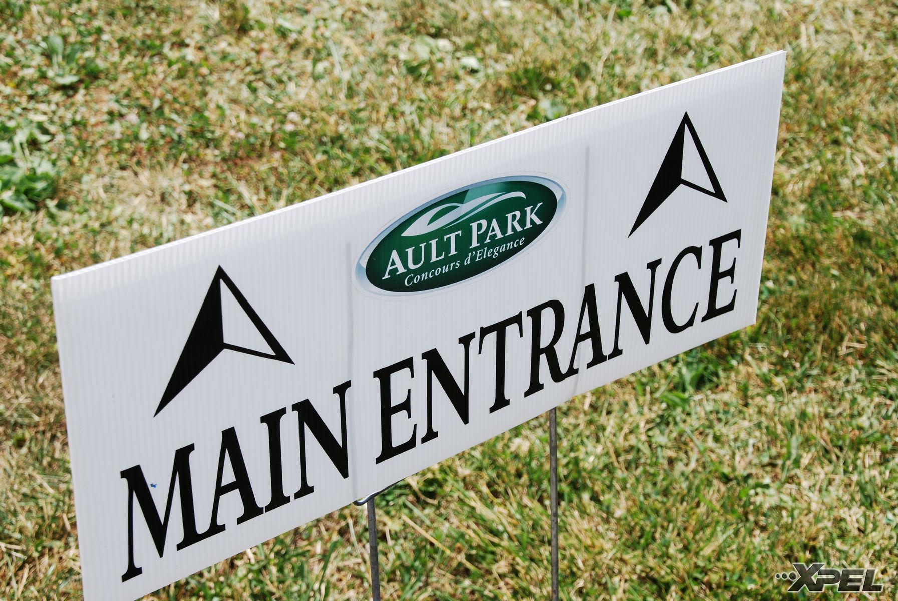 | Ault Park Concours d'Elegance