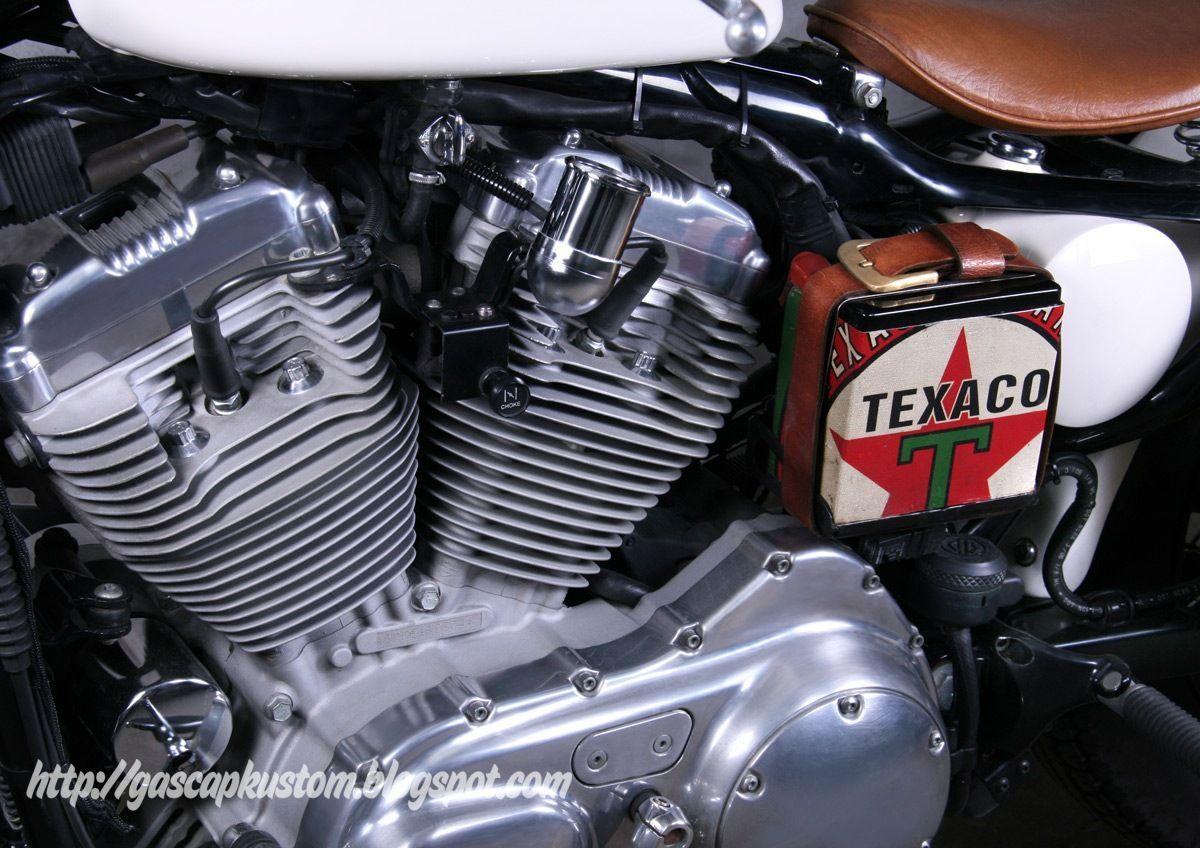 Harley-Davidson  | Old Black Bones