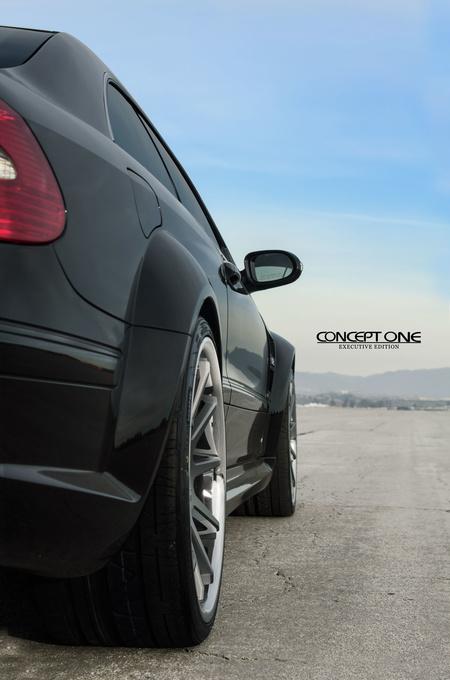 2007 Mercedes-Benz CLK-Class | 2007 Mercedes-Benz CLK63 AMG on Concept One CS-10's