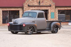 Don's LS3-Powered 1953 Chevy Pickup on Forgeline CF3C Wheels