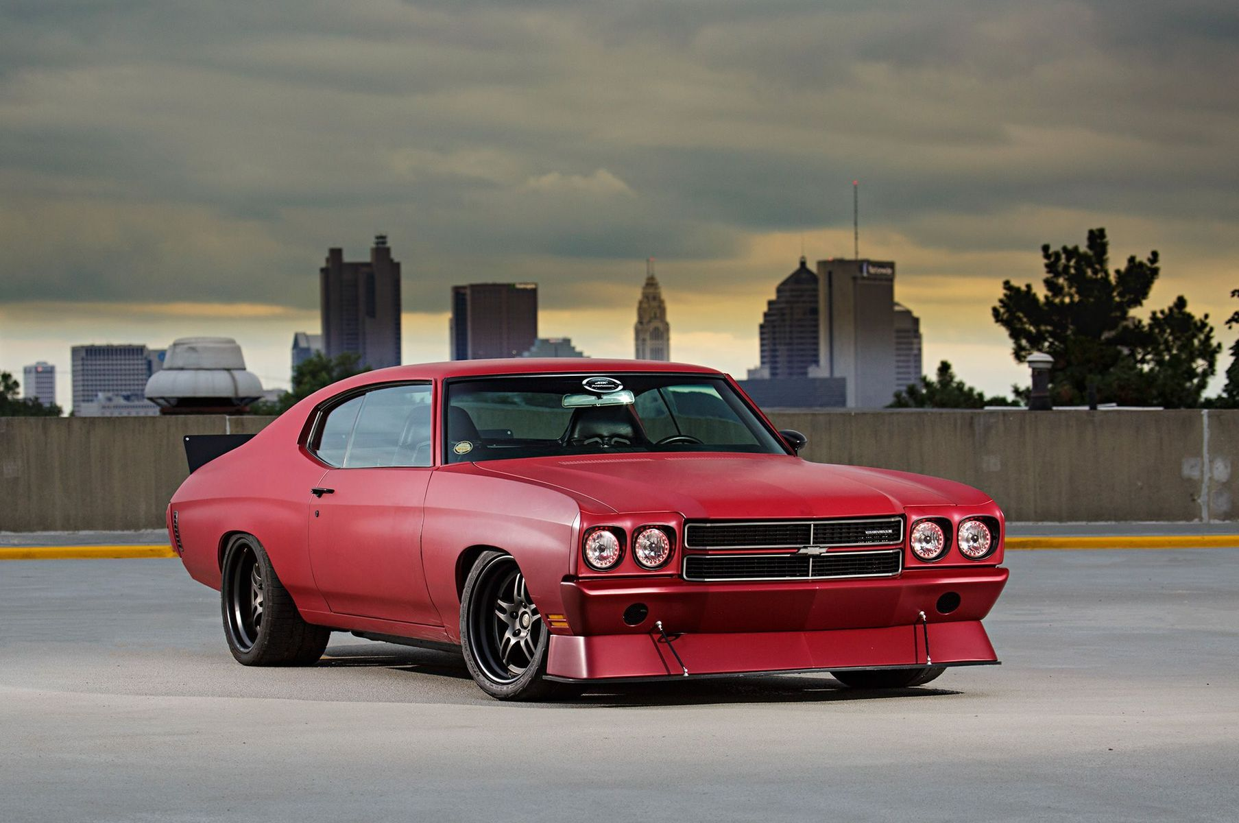 1970 Chevrolet Chevelle | Tony G's ABC Performance 1970 Chevelle on Forgeline DS3 Wheels