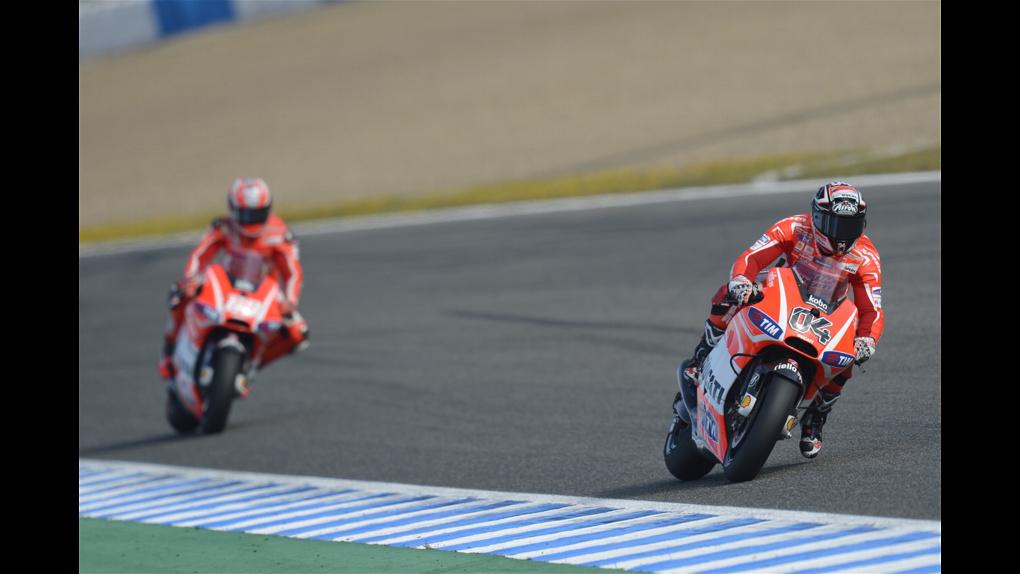 2013 Ducati  | 2013 MotoGP - Jerez
