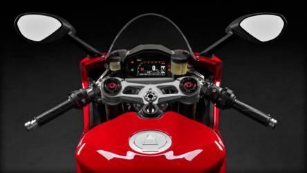 2015 Ducati 1299 Panigale | 1299 Panigale - Dash