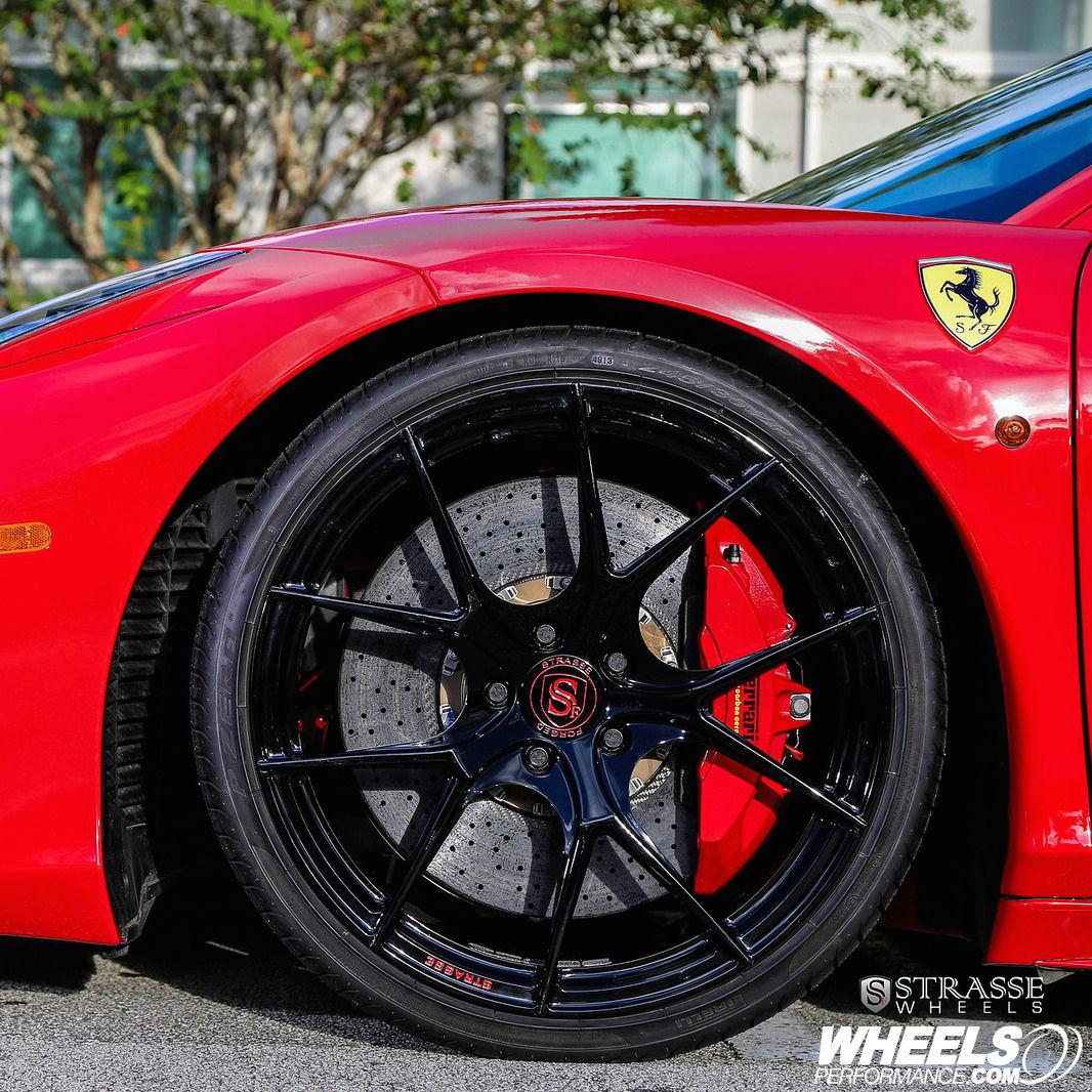 Ferrari  | Strasse Forged SM5-R Concave