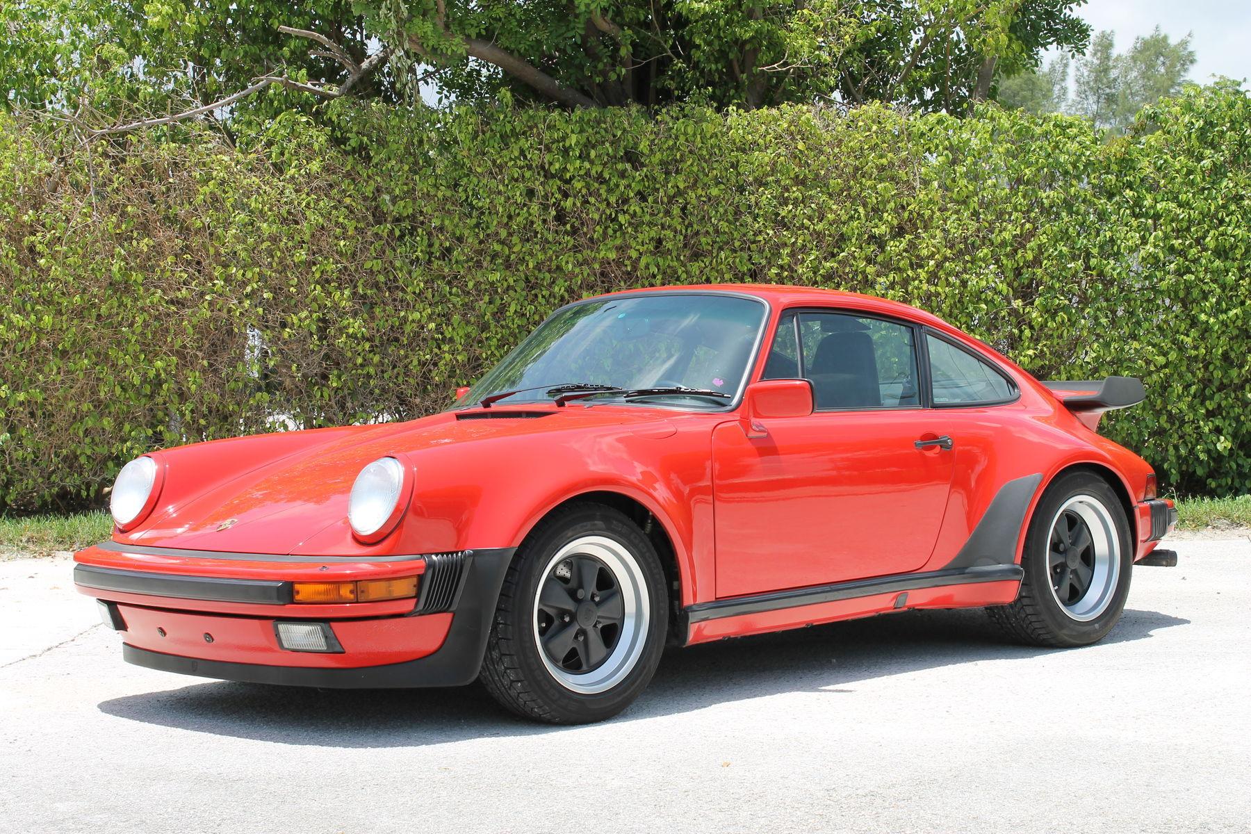 1989 Porsche 911 | Porsche 930 Turbo