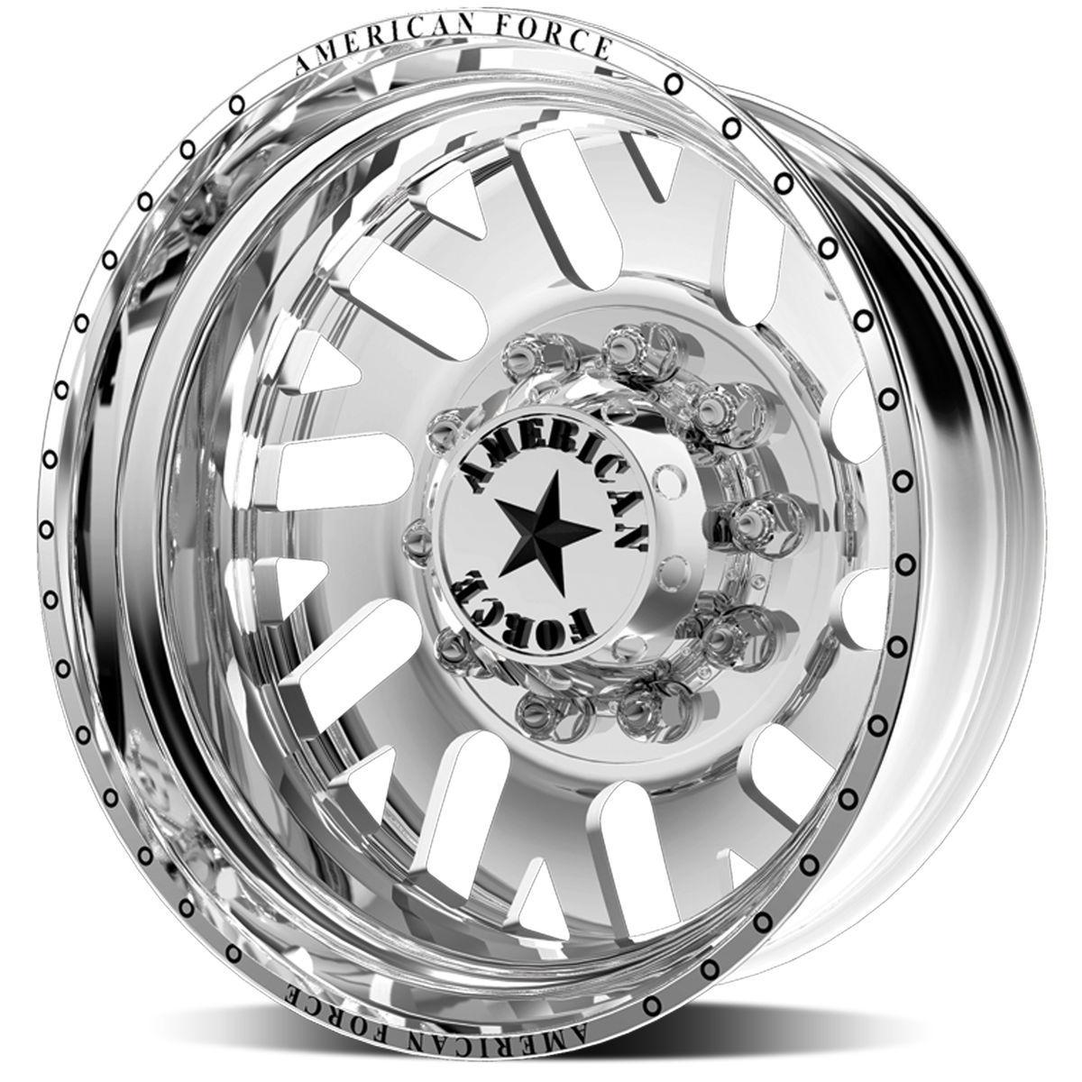 | Dually Wheel - Camber - Rear