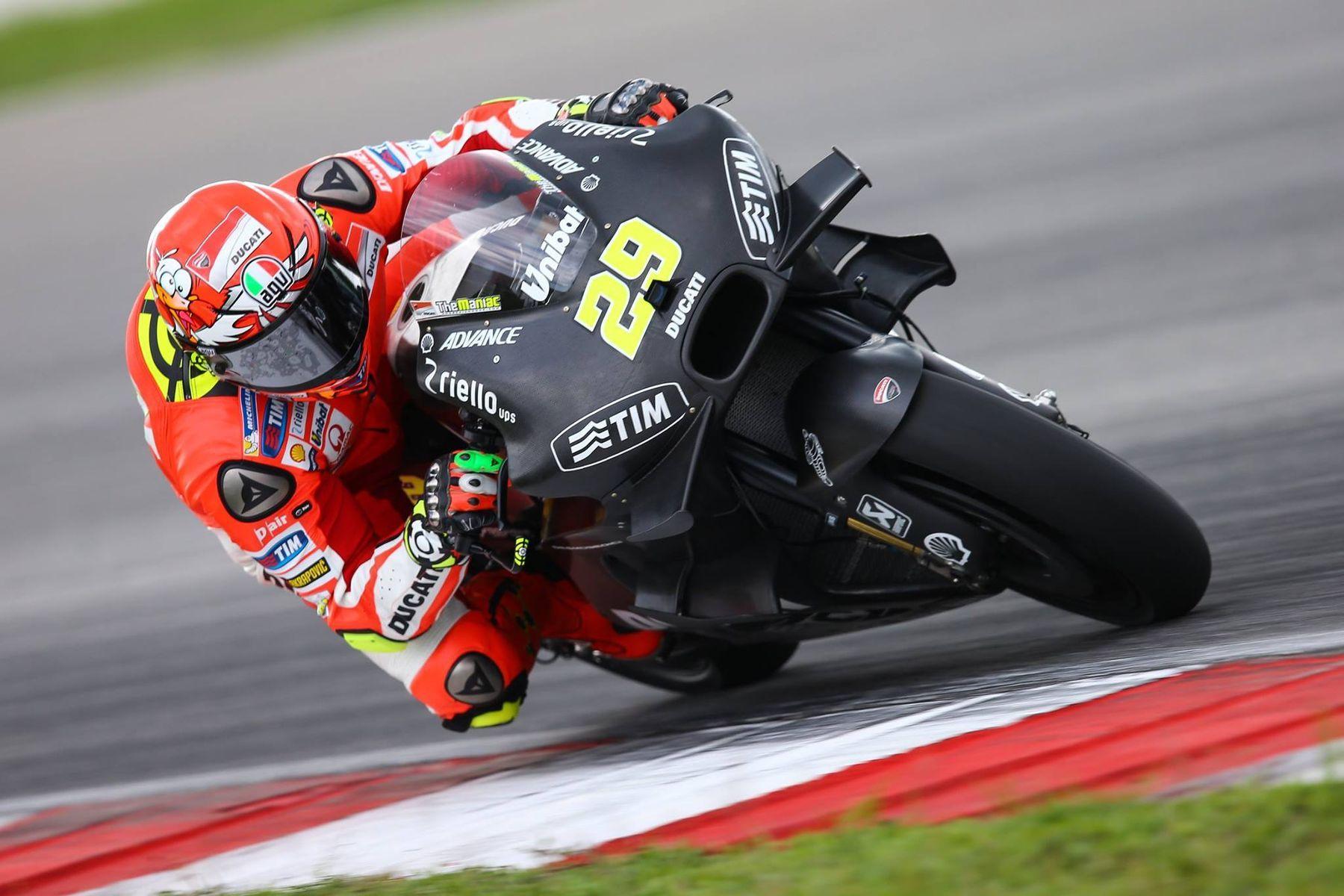 2016     2016 Ducati GP Team - preseason