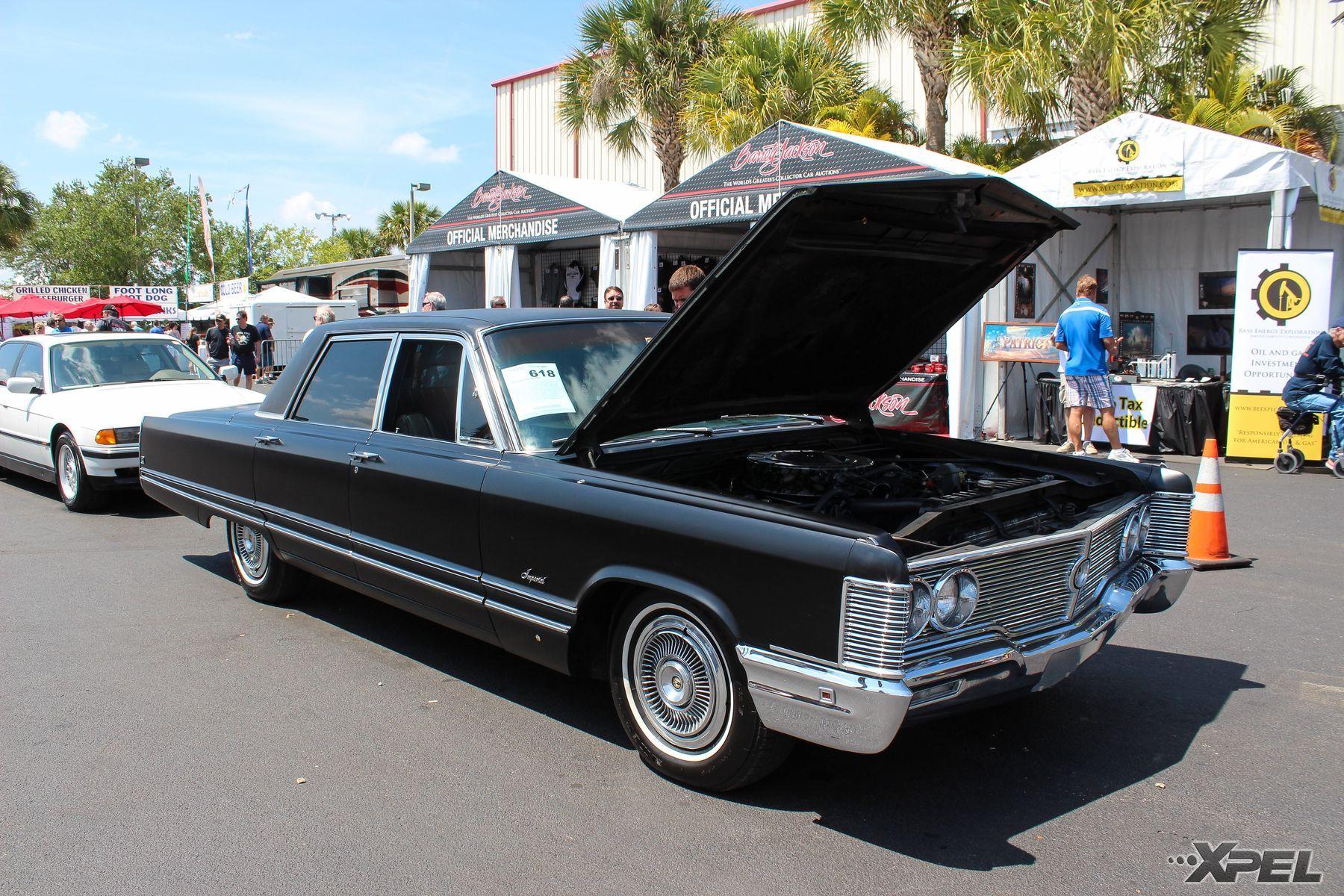 | Beautiful car at Barrett Jackson West Palm Beach