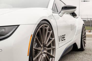 """2016 BMW i8   BMW i8 on 22"""" Avant Garde's - Fitment"""