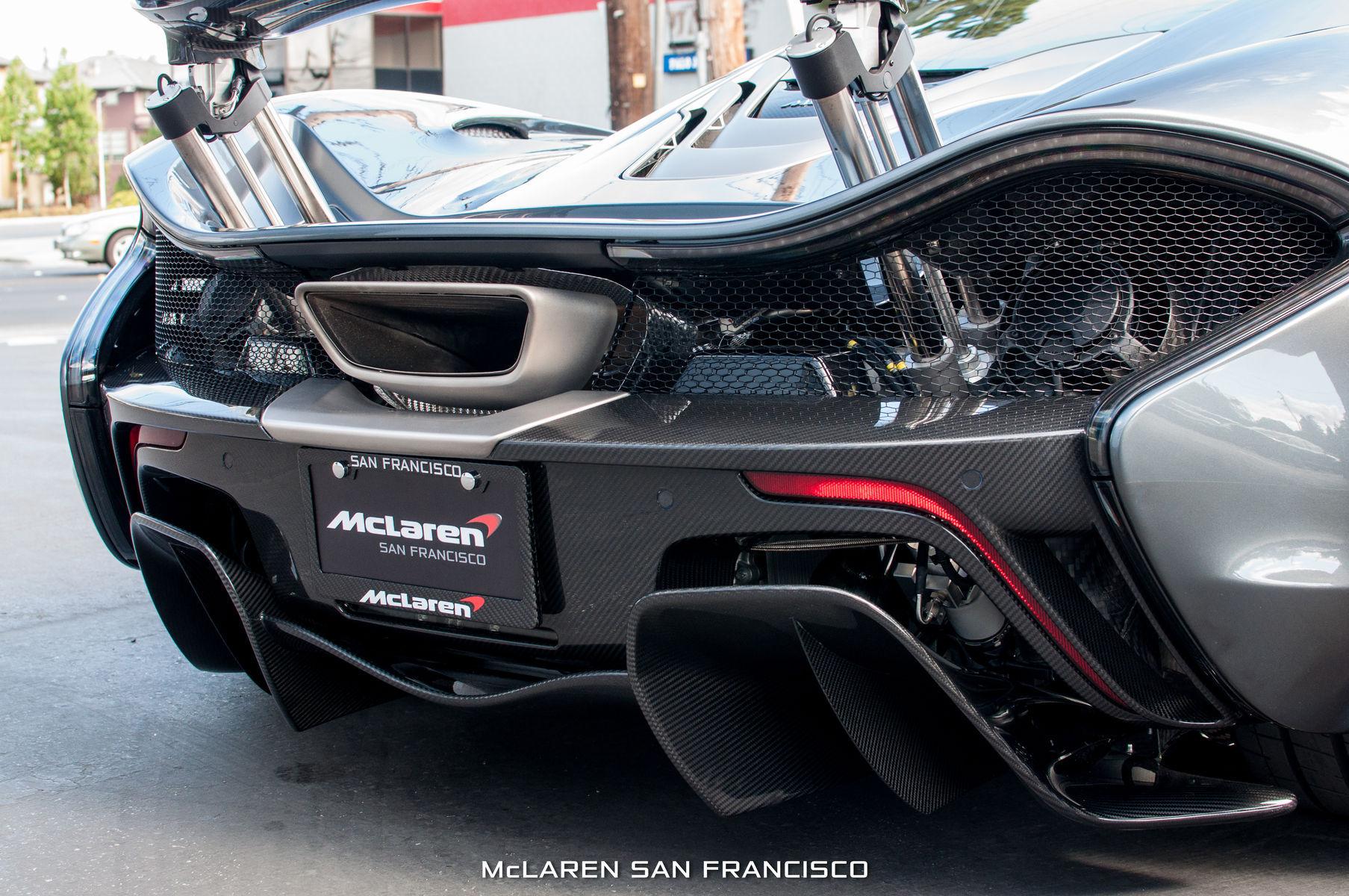 2014 McLaren P1 | P1 085