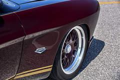 Jerry LaCoss' Pro-Touring 1973 Ford Capri on Center Locking Forgeline GA3 Wheels