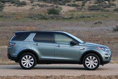 2015 Land Rover Discovery Sport - Review