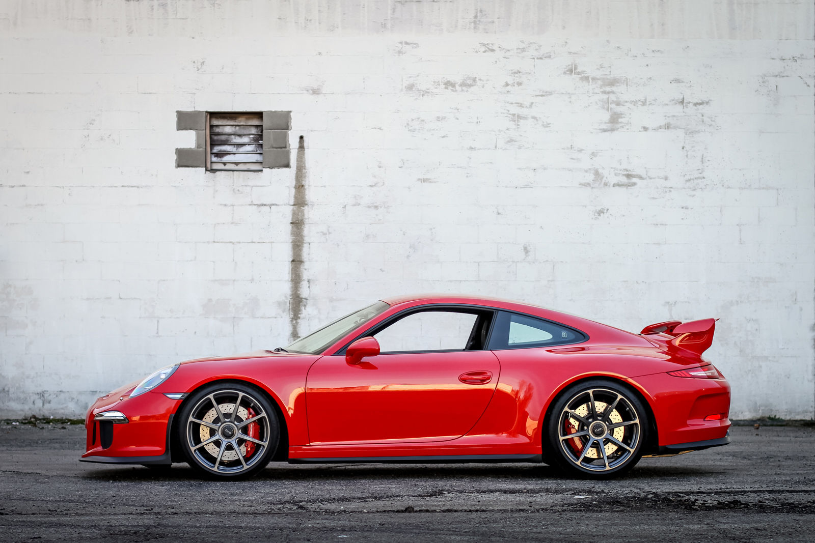 2015 Porsche 911 | Alan Coleman's Porsche 991 GT3 on Forgeline One Piece Forged Monoblock GE1 Wheels