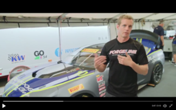 Video: 2017 GTS Champion Lawson Aschenbach and the #10 Chevrolet Camaro GT4.R on Forgeline One Piece Forged Monoblock GS1R Wheels