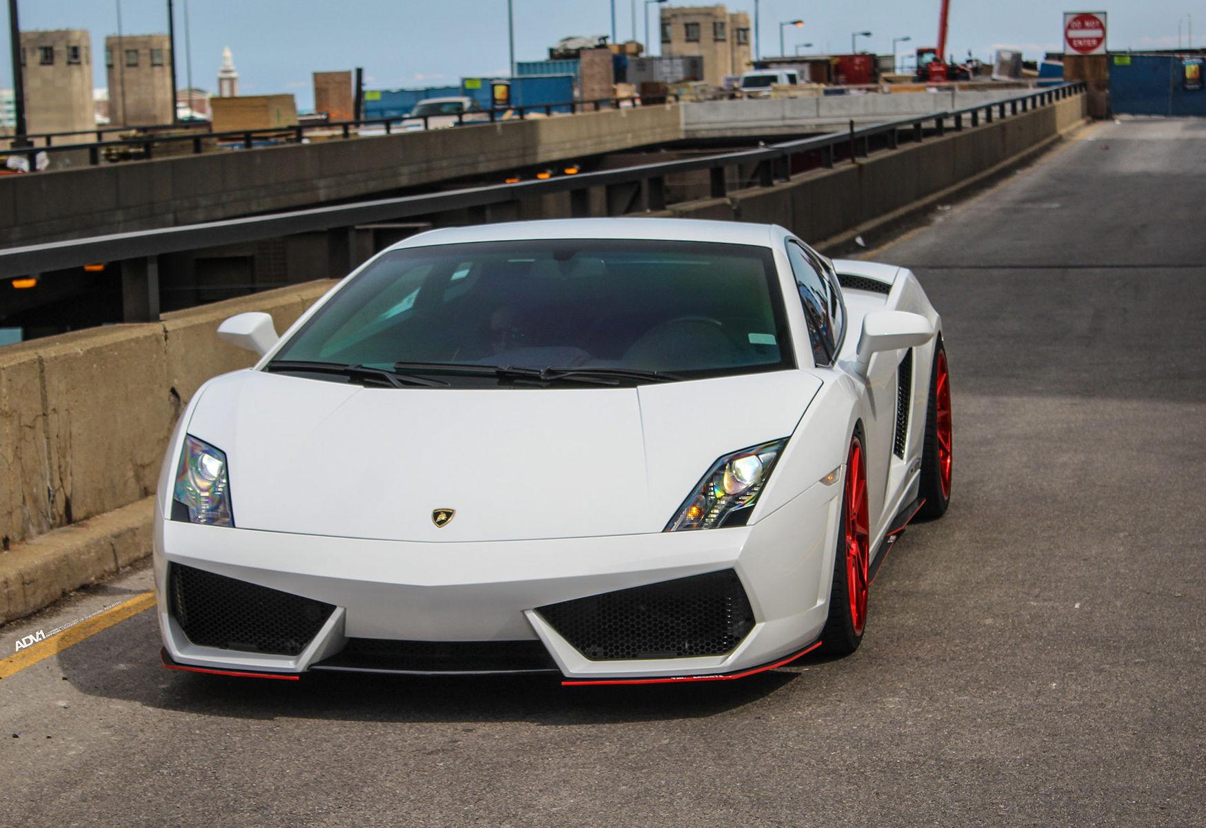 Lamborghini Gallardo | Heffner Twin Turbo Lamborghini Gallardo - ADV10R Track Spec CS