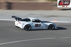 Danny Popp's Snoopy Corvette