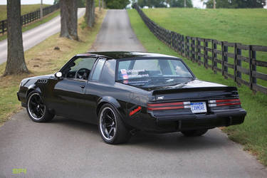 1987 Buick Regal | Rich Townsend's '87 Buick Grand National on Forgeline CV3C Concave Wheels
