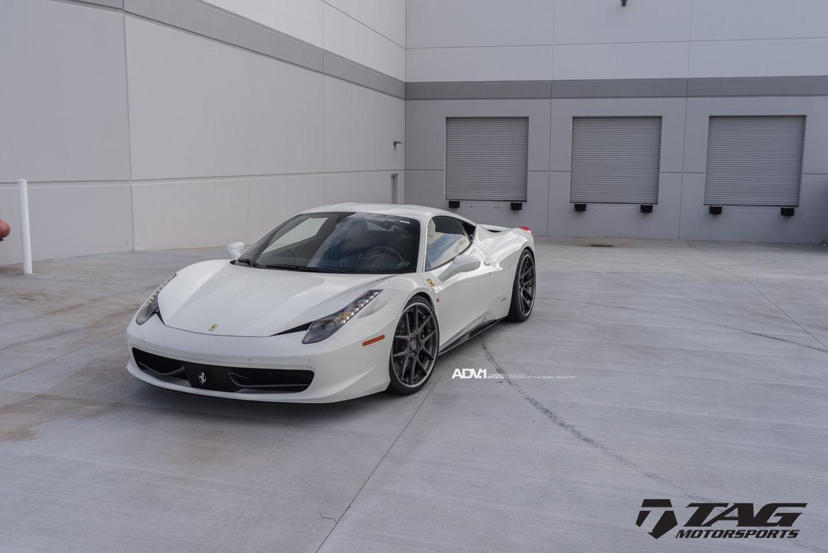 Ferrari 458 Italia | ADV.1 Wheels Ferrari 45 Italia