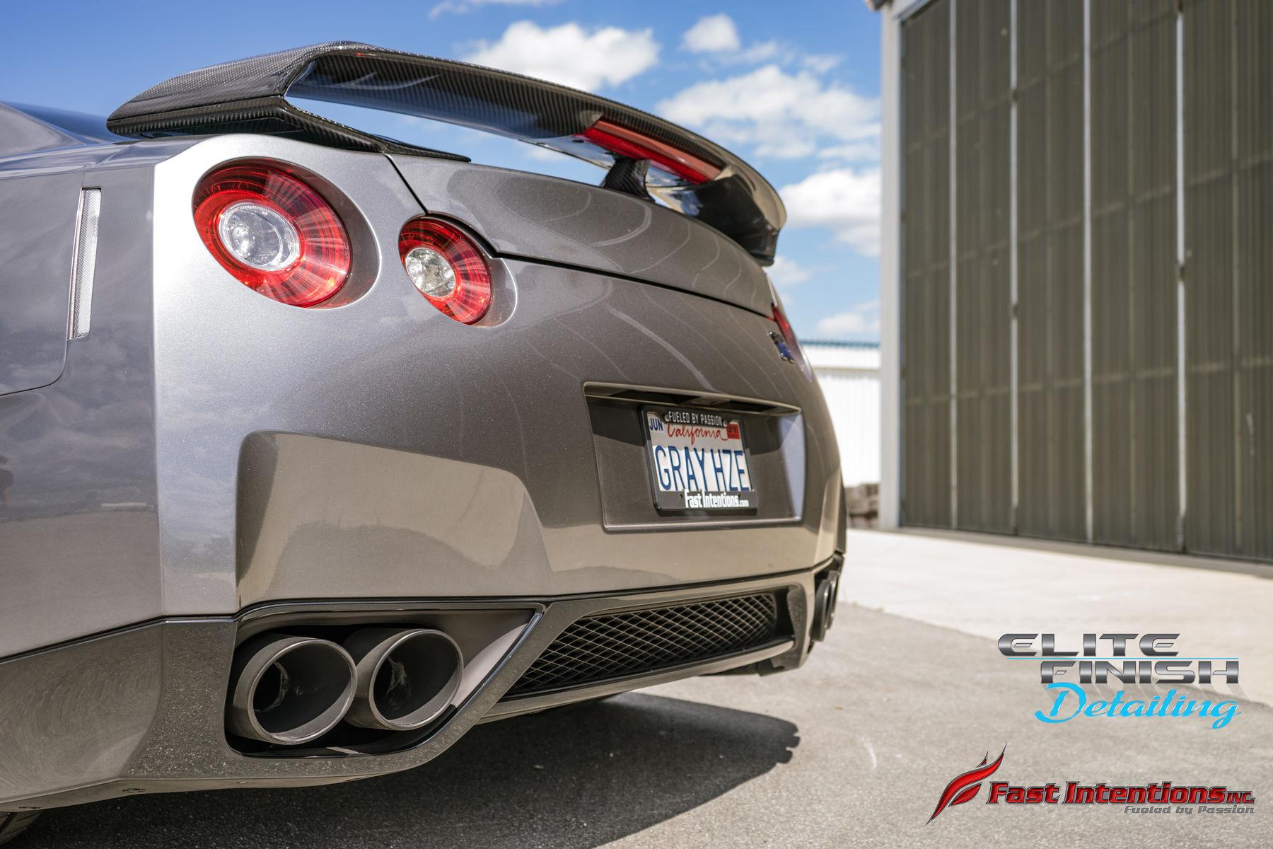 Nissan GT-R | Shift S3ctor California Airstrip Attack