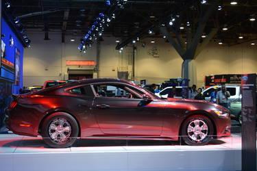 2015 Ford Mustang | King Cobra Side Shot