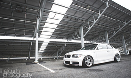 '13 BMW 135i on Concept One SL-5's