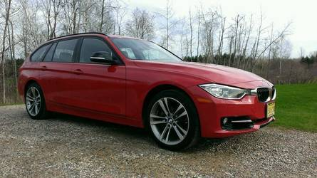 2014 BMW 3 Series | 2014 BMW 328i xDrive Sport Wagon