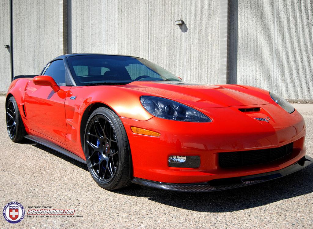 Chevrolet Corvette | Corvette ZR1 on HRE P40SC