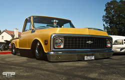 Bagged Chevrolet C-10