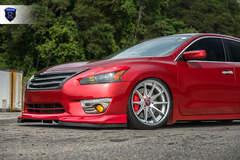 Custom Nissan Maxima - Slammed Front End