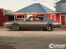 "Bob Venne's Ringbrothers ""Diversion"" '70 Camaro on Forgeline RB3C Wheels"