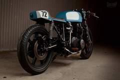 Ugly Motorbikes Yamaha XS750