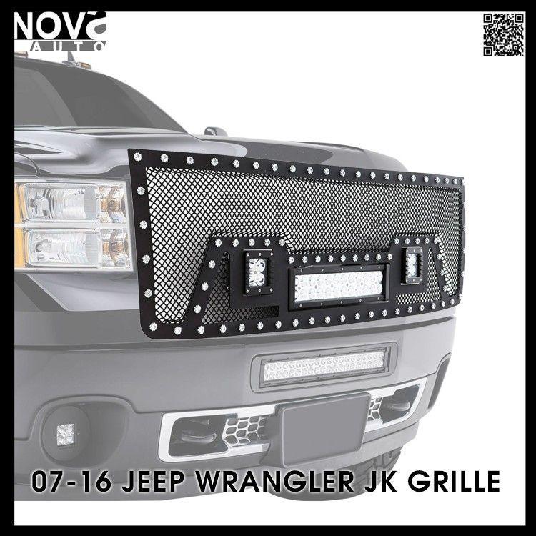 2016   | Jeep Wrangler JK Grille