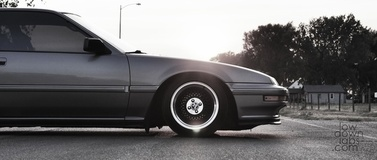 '88 Honda Prelude on Klutch SL-1's