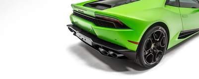 Lamborghini Huracan STEALTH Matte Verde Mantis