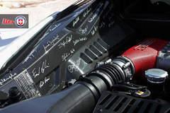 Ferrari 458 - TK - on HRE P101