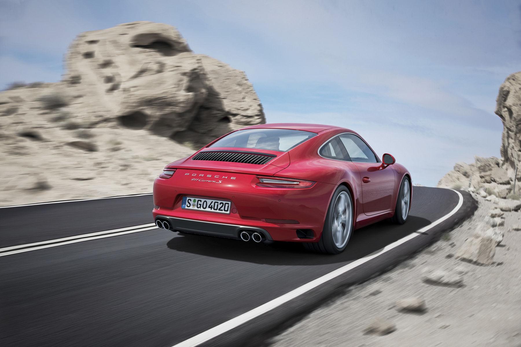 Porsche 911 | Porsche 911 Carrera S