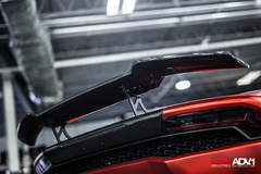 Satin Metallic Red Lamborghini Huracan LP610-4