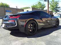 BMW i8 on Forgeline SC3C Wheels