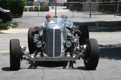 Jay Leno's Tank Car - Rolling With Leno